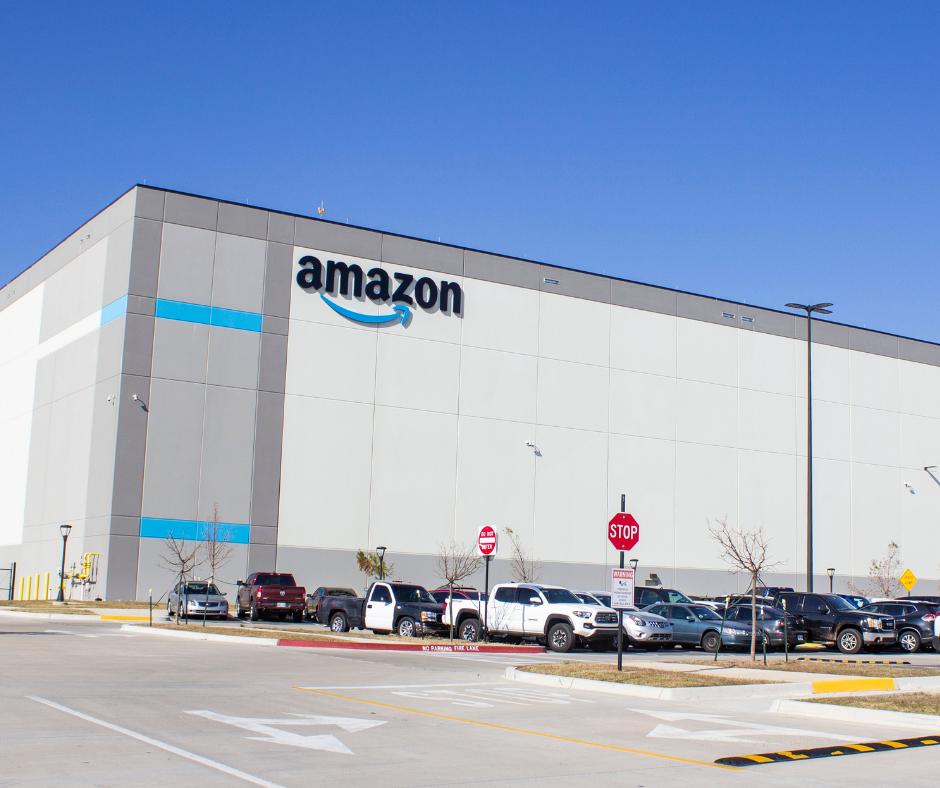 Amazon fulfillment center okc