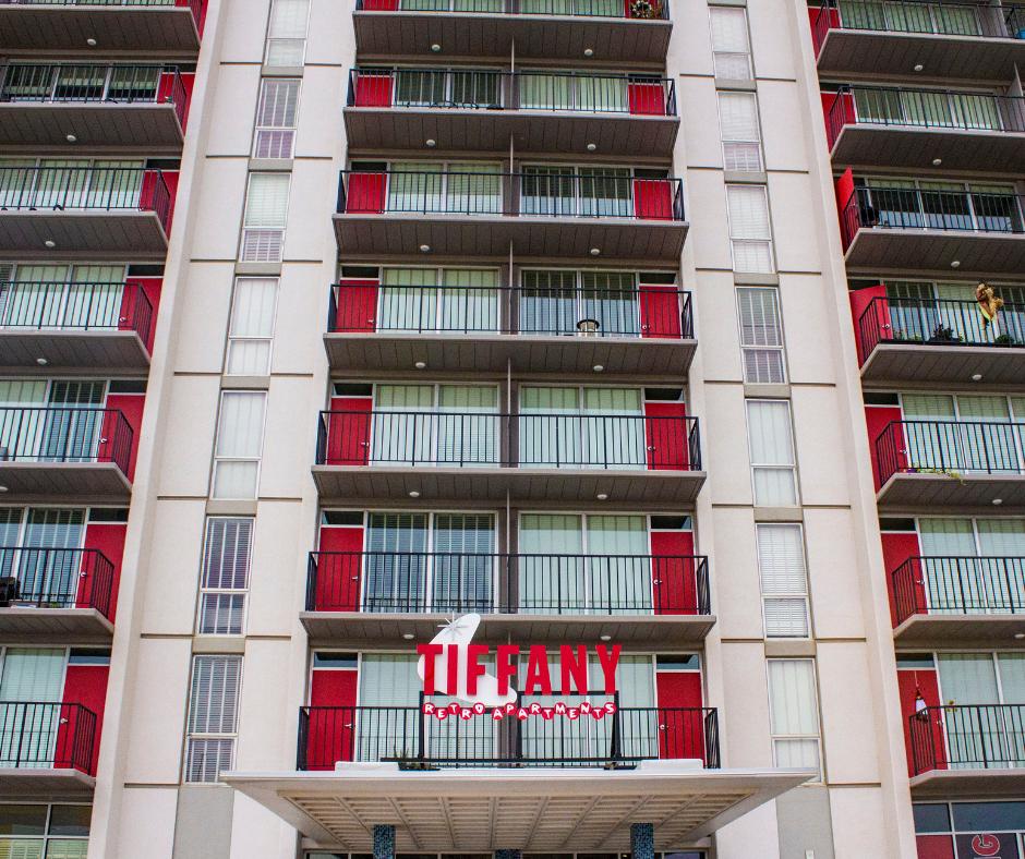 Tiffany Apartments OKC