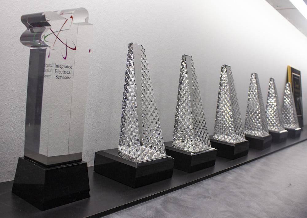 Delco Electric, Inc. Awards